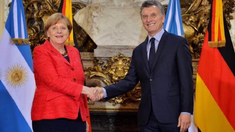 Merkel en Argentina: ¿cómo es el comercio exterior del agro con Alemania?